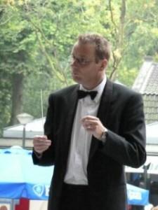 Dirigent Frederik de Vrees