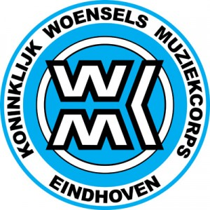 Logo van het Koninklijk Woensels Muziek Corps